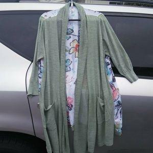Melissa McCarthy Sweaters - Melissa McCarthy waterfall sweater